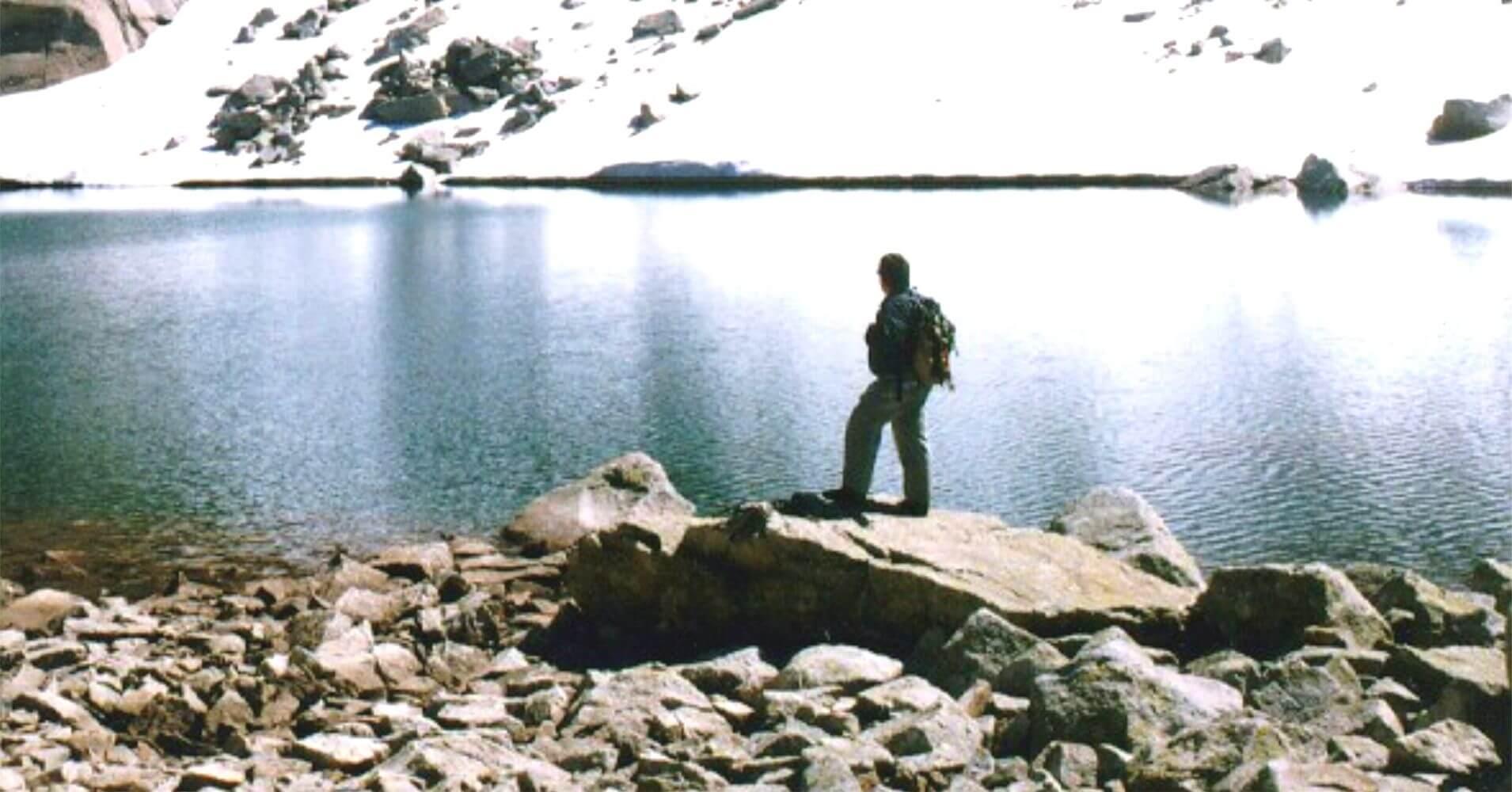 Primer Lago de Coronas. Huesca, Aragón.