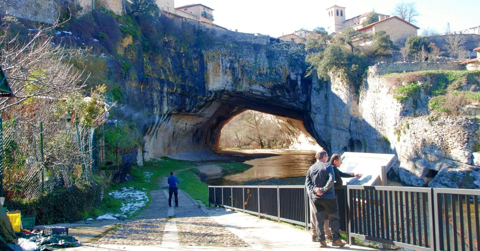 Puentedey. Las merindades, Burgos. Castilla y León.
