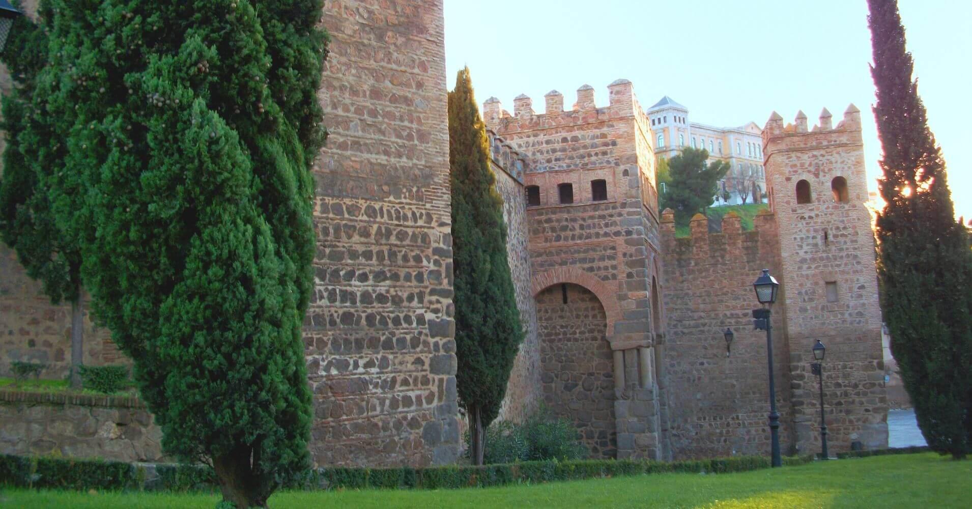 Puerta de Alfonso Sexto. Toledo, Castilla la Mancha.