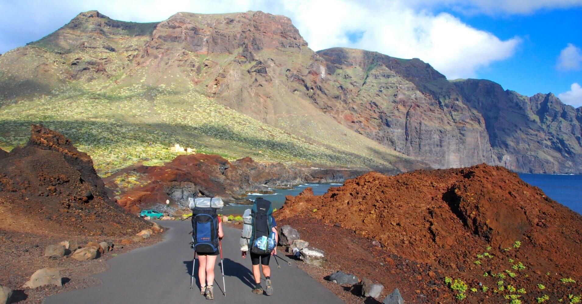Punta Teno. Isla de Tenerife. Islas Canarias.