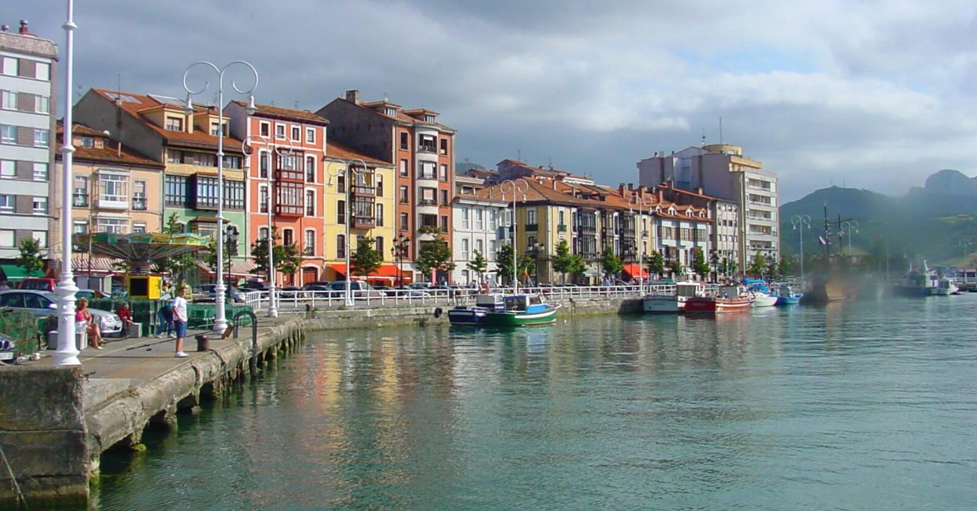 Ribadesella, Asturias.