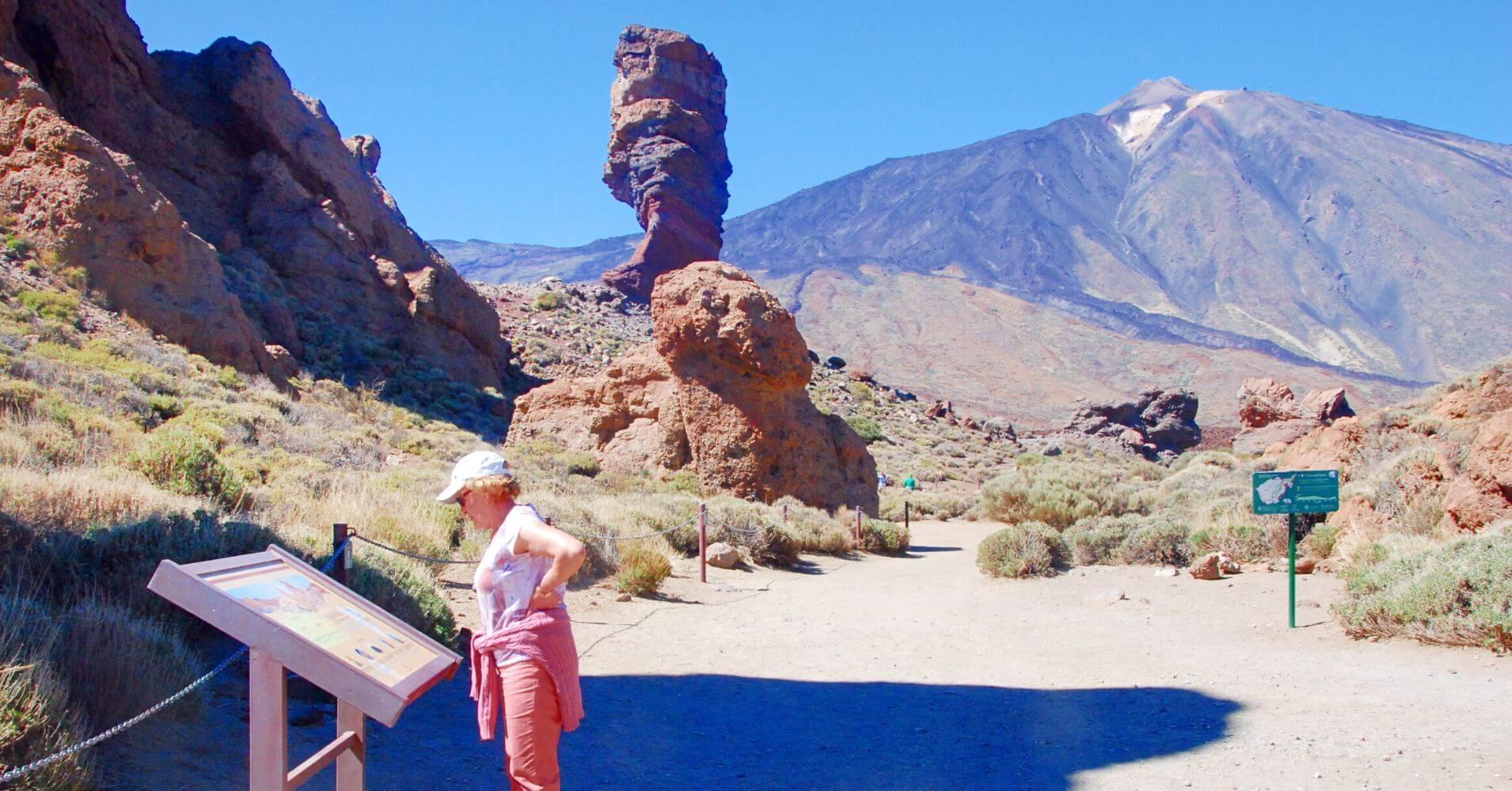 Roques de García. Parque Nacional de las Cañadas del Teide. Isla de Tenerife. Islas Canarias.