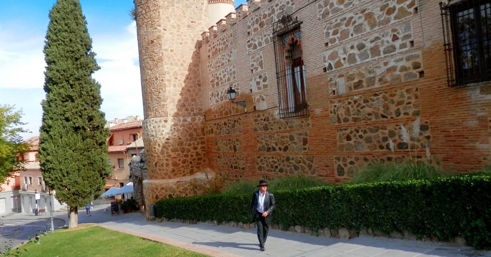 San Juan de los Reyes, Toledo. Castilla la Mancha.