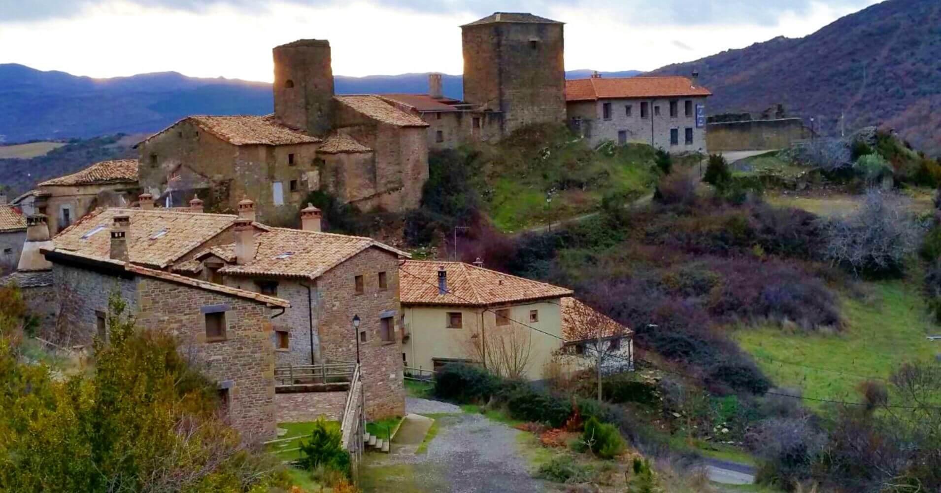 Santa Cilia de Jaca. Huesca, Aragón.
