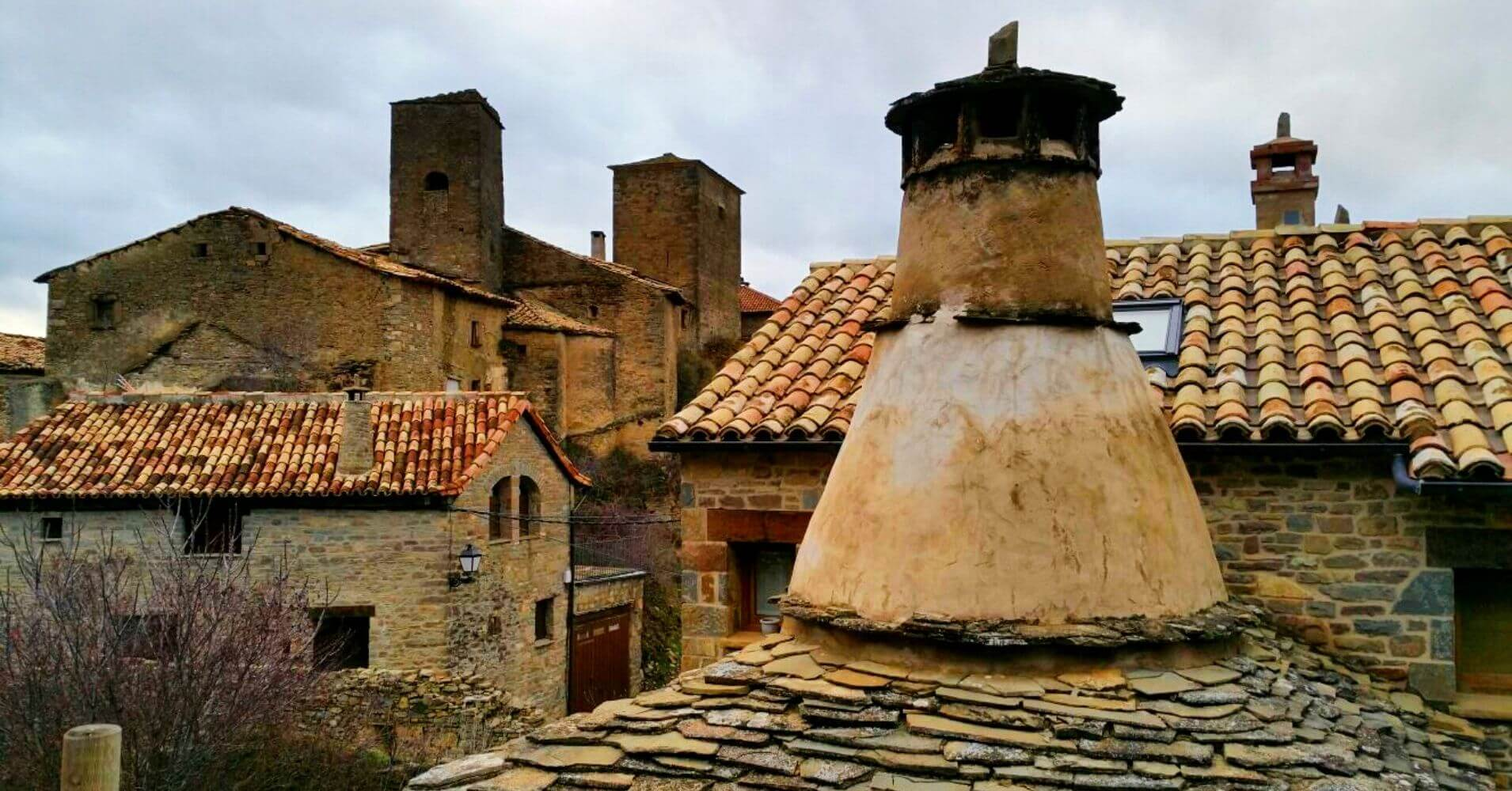Santa Cilia de Jaca. Huesca, Camino Santiago Aragonés 2.