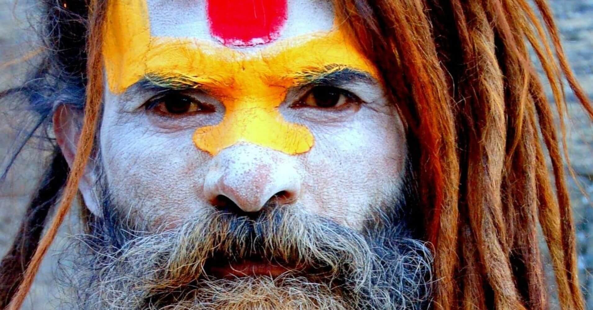 Santón. Babá en Nepal.