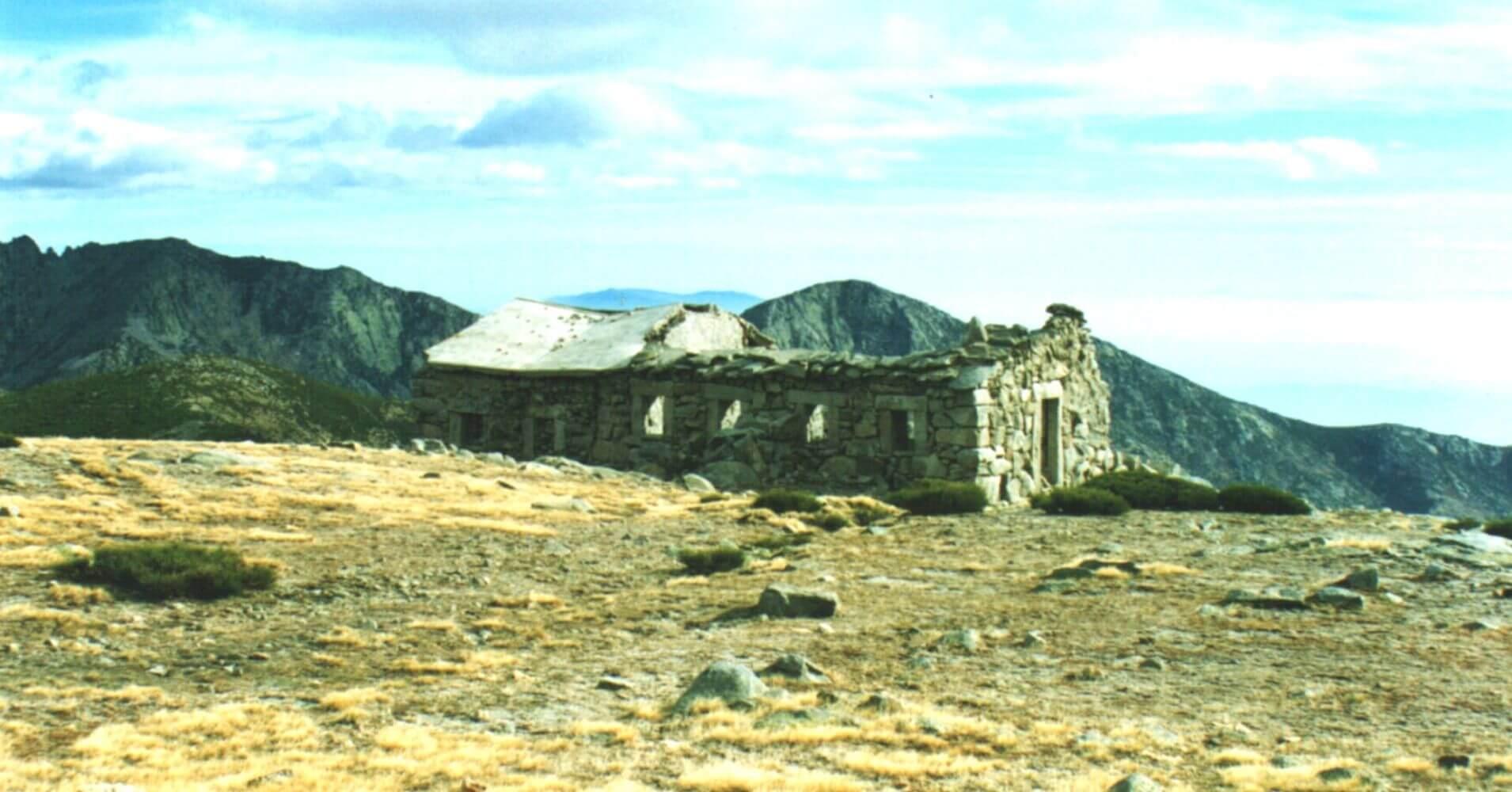 Sierra de Gredos. Refugio del Rey. Ávila. Castilla y León.