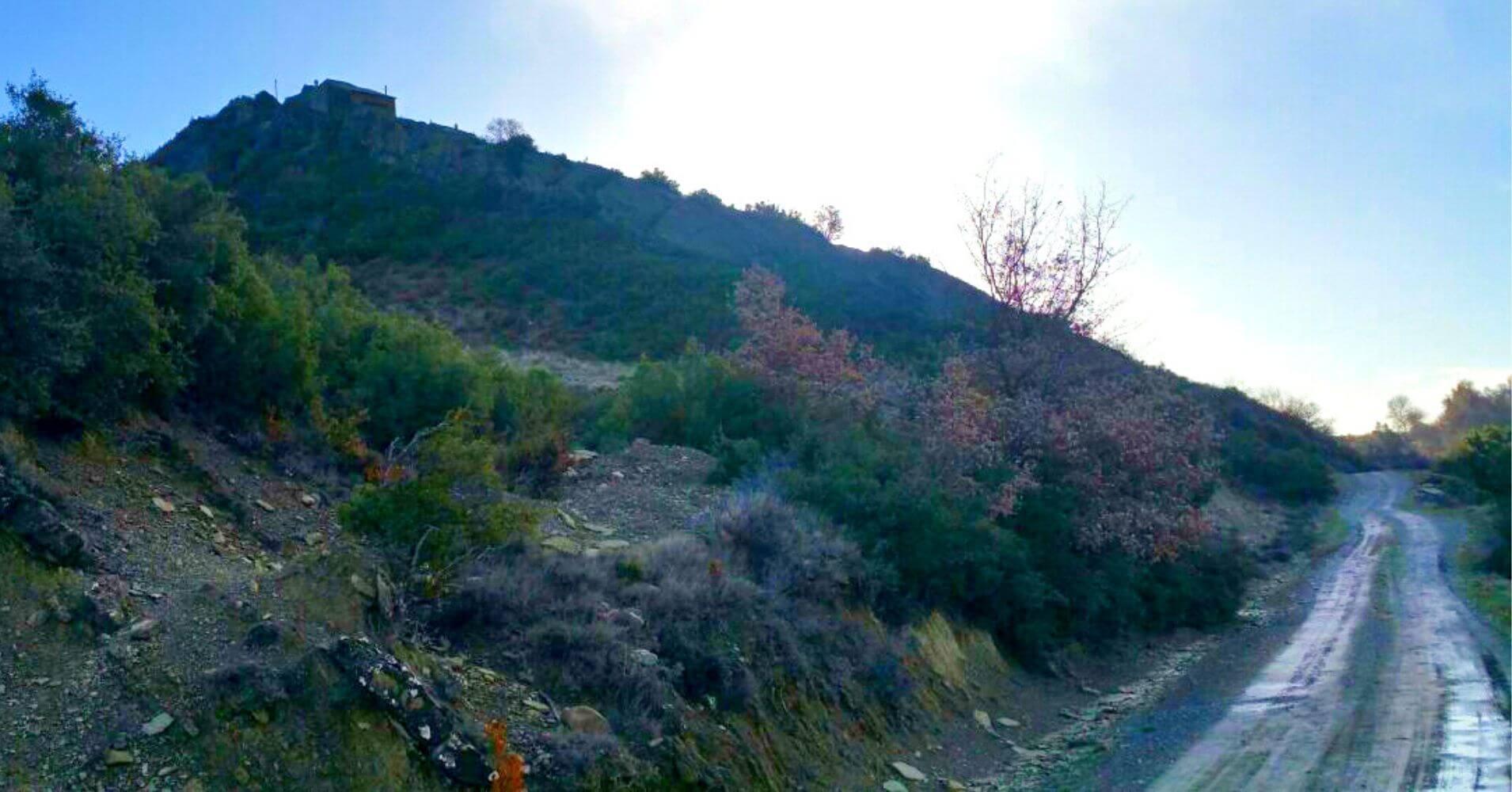 Sierra Nobla, Aragón.