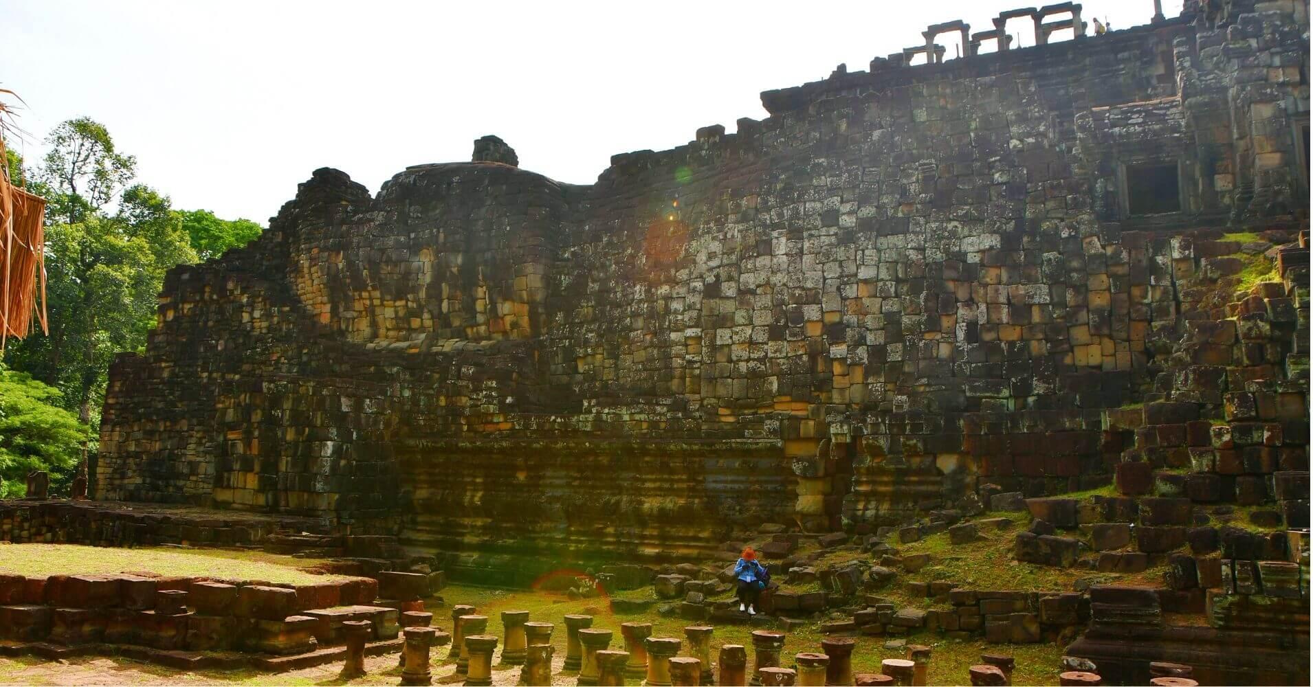 Templo de Baphoun, Siem Reap, Camboya.