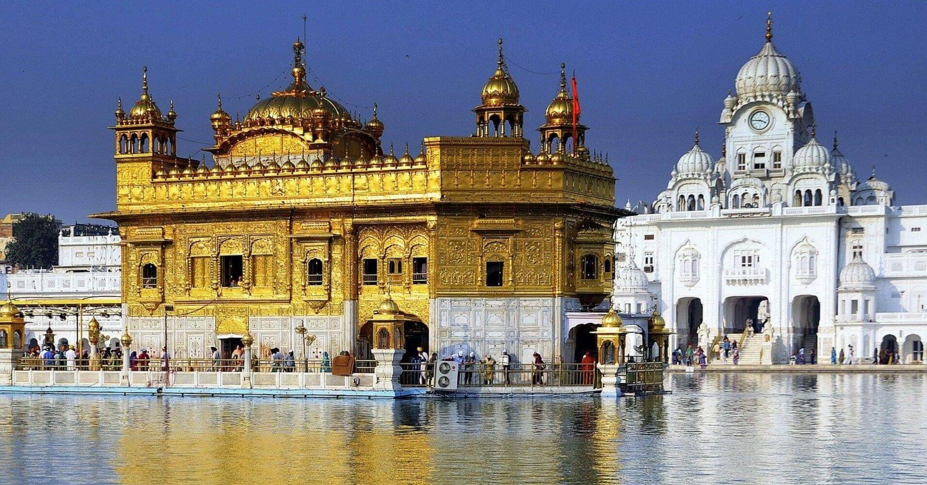 Templo de Oro. Amristar. India.