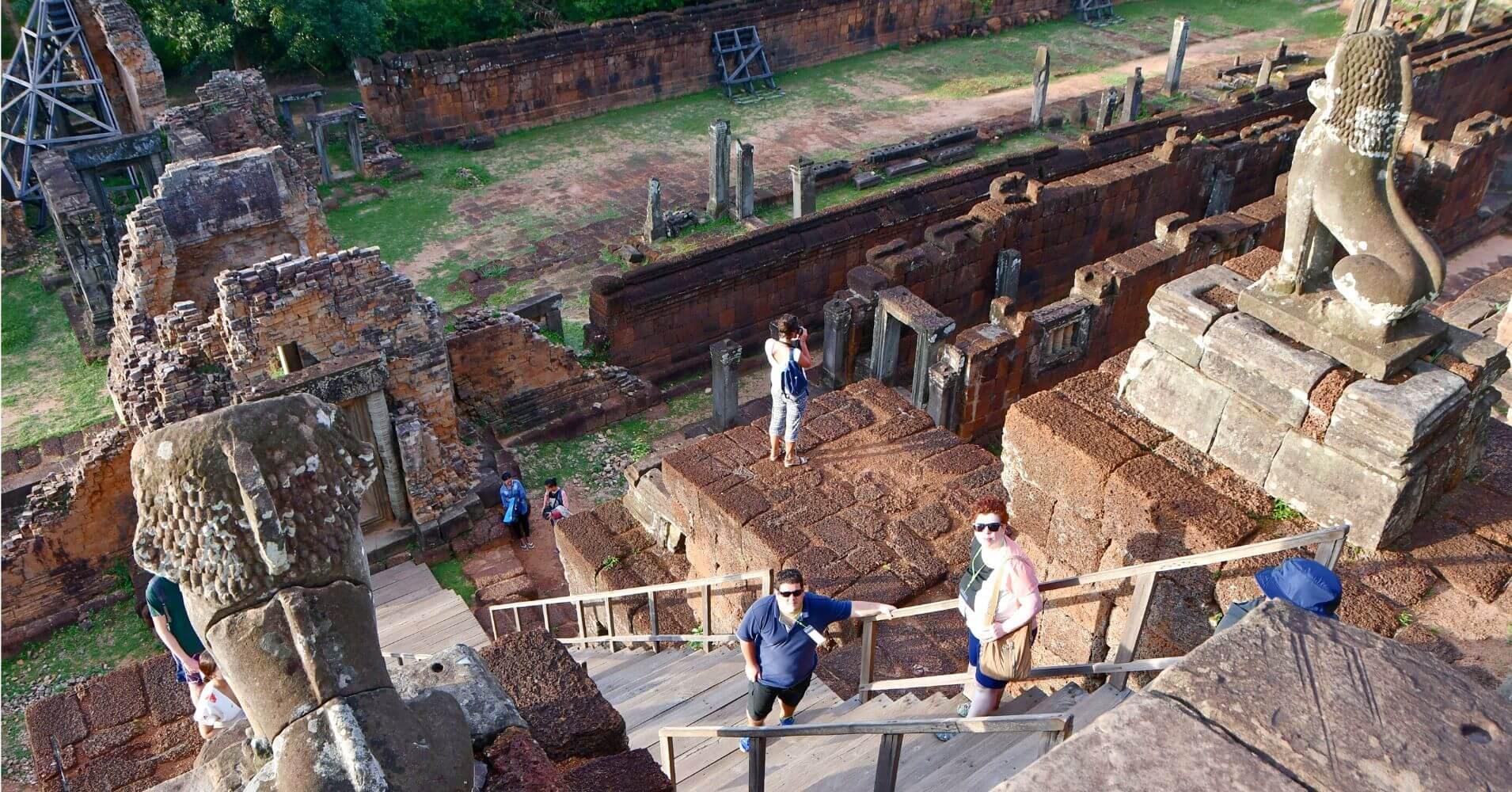 Templo de Pre Rup. Siem Reap. Camboya.