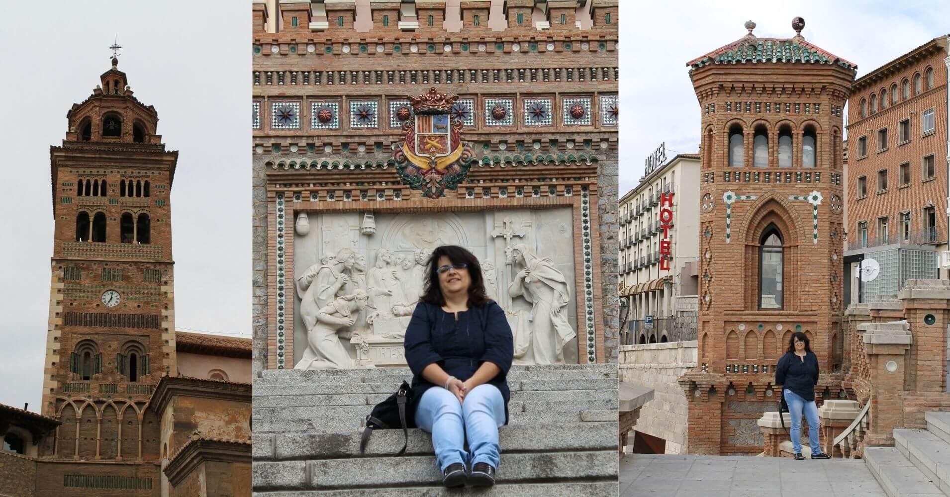 Torres Mudéjares de Teruel. Aragón.