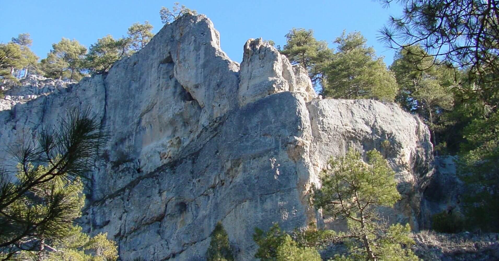 Cañón del Río Lobos. Burgos, Soria. Castilla y León.