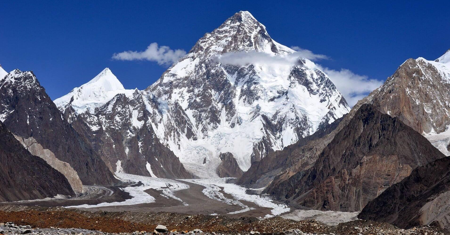 Trekking del K2. Pakistán.
