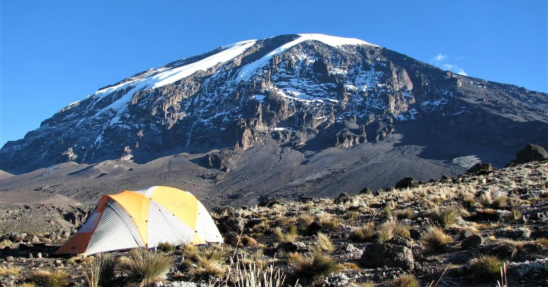 Trekking del Kilimanjaro en Tanzania.