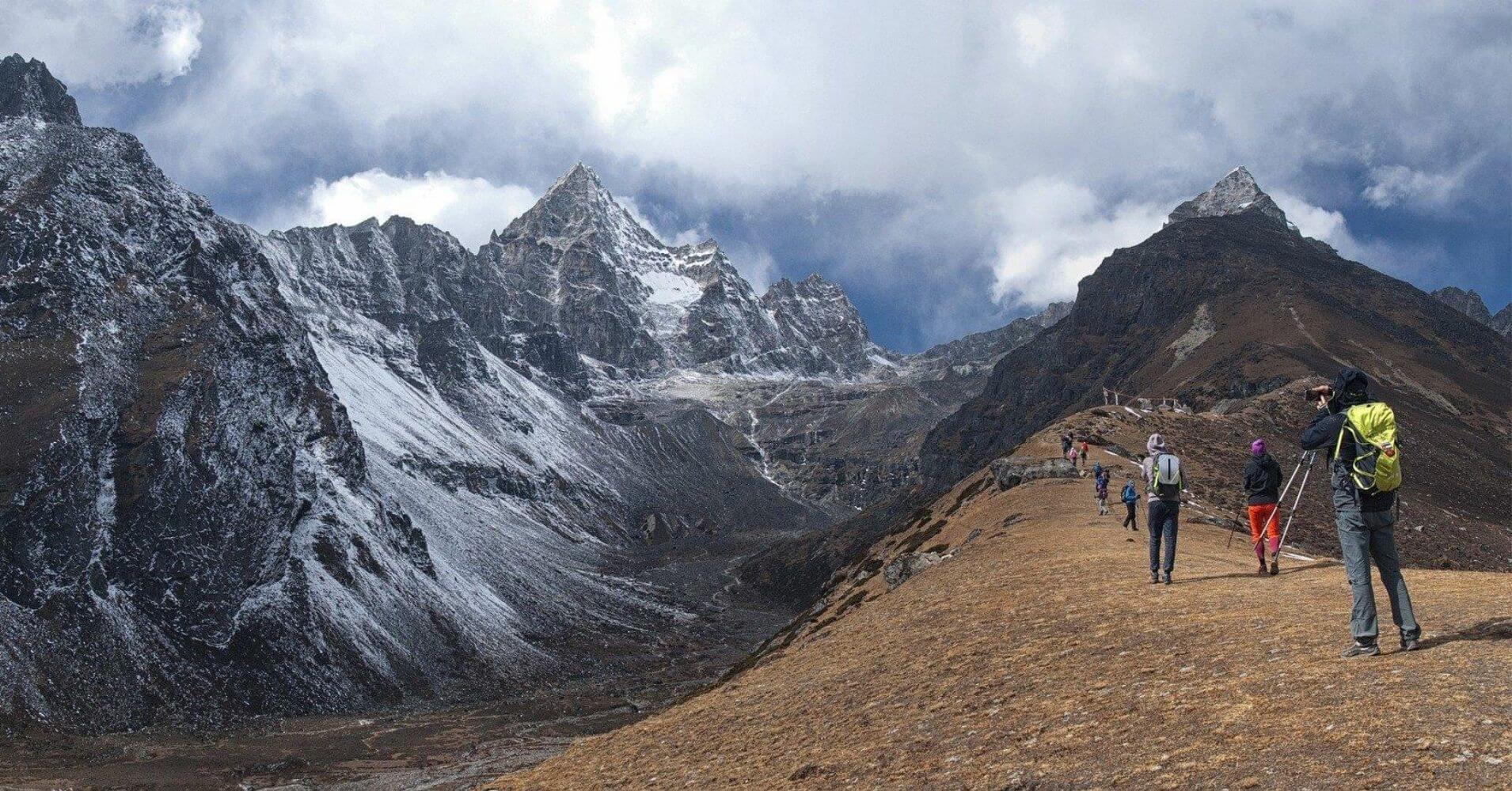 Trekking en Nepal.
