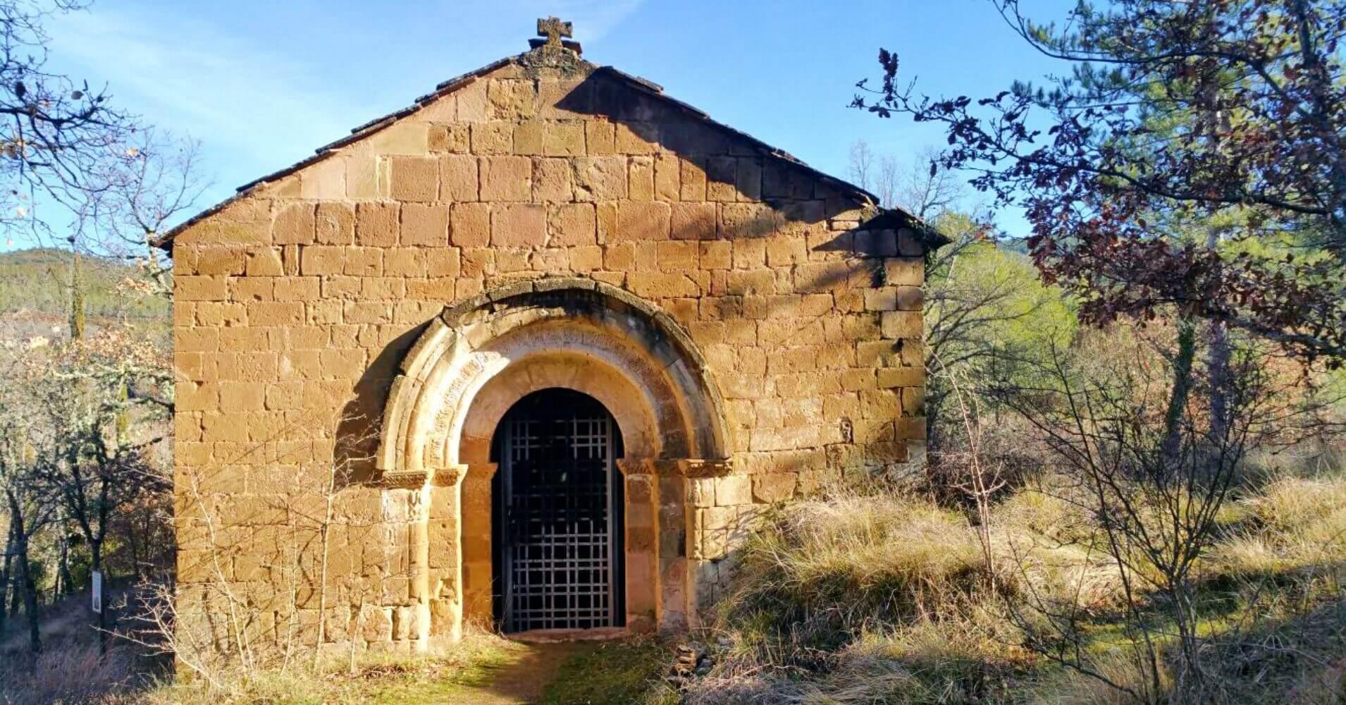 Undues de Lerda. Camino Santiago Aragonés 4. Zaragoza, Aragón.