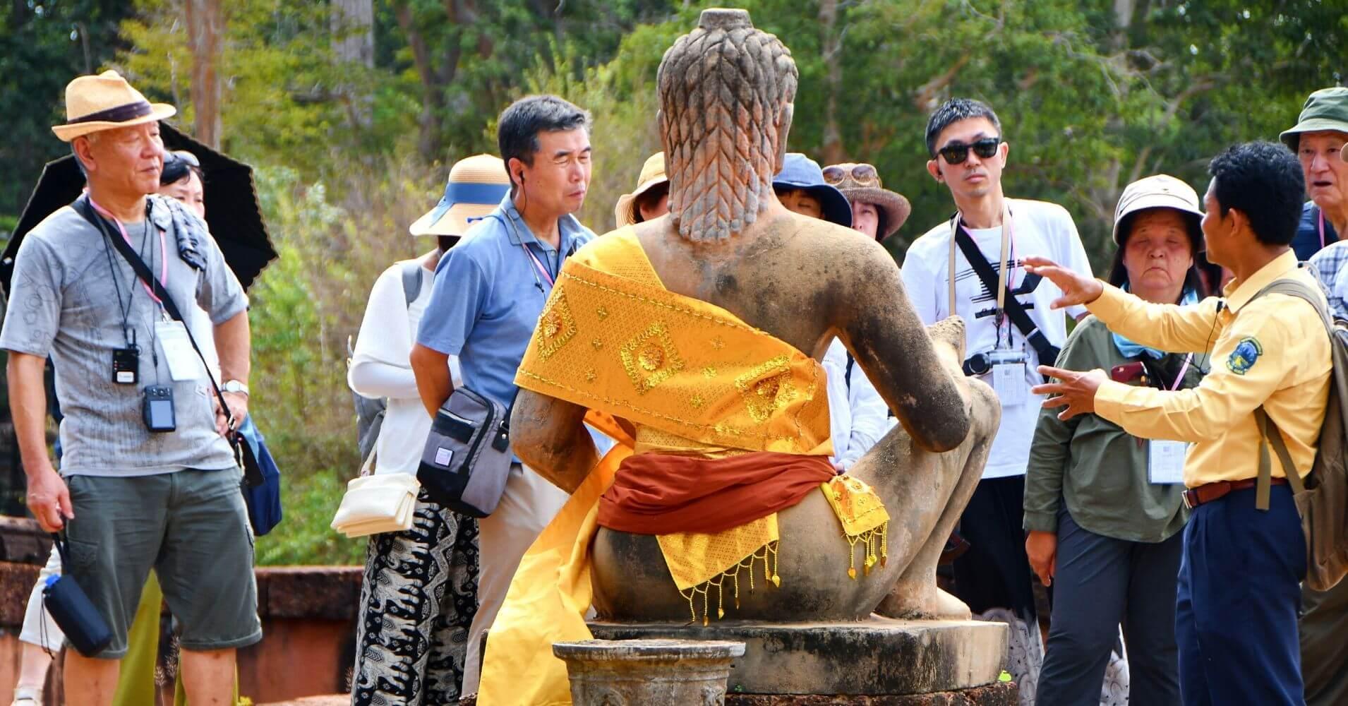 Viajar a Camboya, Siem Reap. Templos de Angkor.