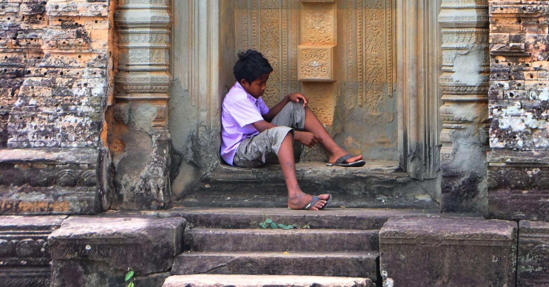 Templos de Angkor. Siem Reap.